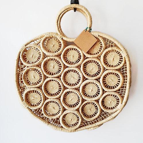 Intricate Heart Shaped Bag