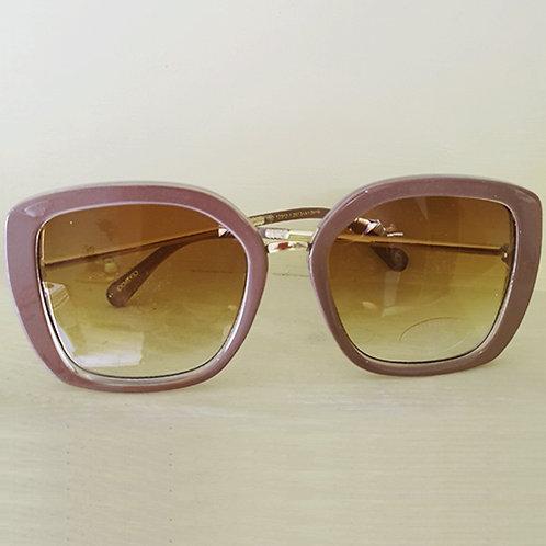 70's style Mocha frame Sunglasses