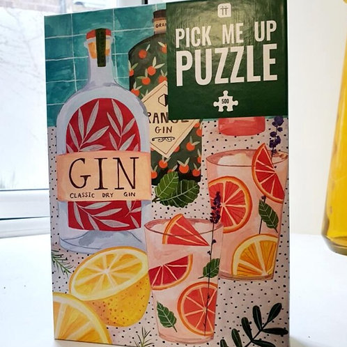 GIN JIGSAW (500 pieces)