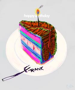 happy birthday Frank