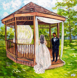 Maria and Jon's Wedding