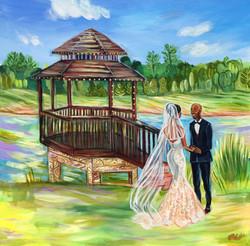 Leianne and Leon's Wedding