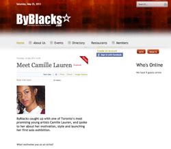 Meet Camille Lauren