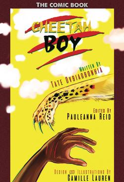 Cheetah Boy