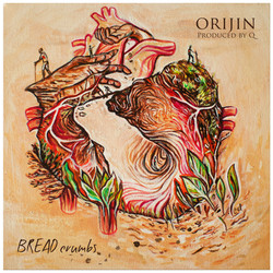 """""""Bread Crumbs"""" EP Cover"""