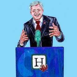 Steven Harper- Conservative Party