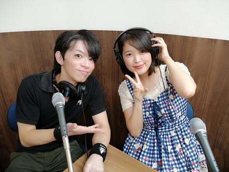 【ラジオ】薬師るりさん登場!