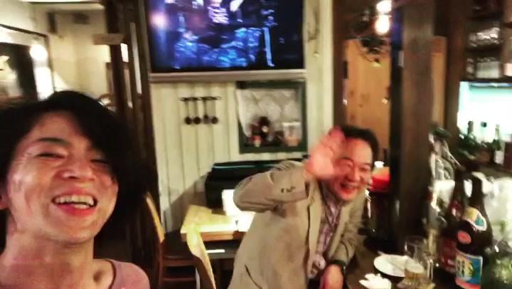 20180427 レトロポップ食堂終演後