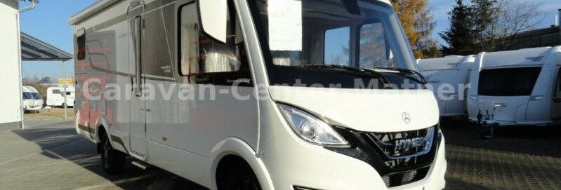 HYMER / ERIBA / HYMERCAR B MC I 600 White Line - 2021 - Bi LED, GFK Dach