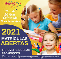 matricula 2021