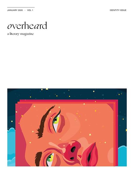 Overheard Issue I Cover