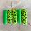 Thumbnail: Cheetah girl nails | Press on Nail Set | SELFEEE NAILS