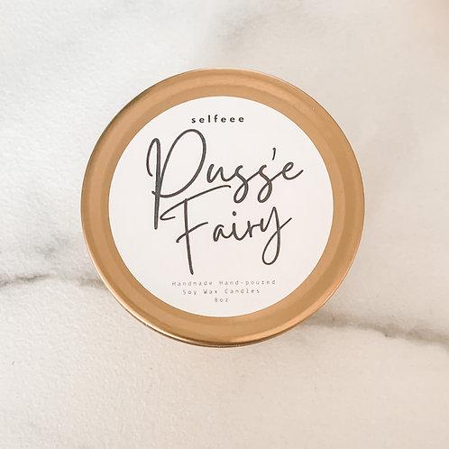 Pussè fairy | Handmade Soy Wax Candle