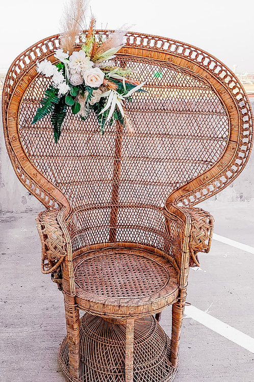 BAD ASS BOHO Chair Rental ONLY