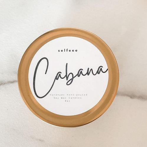 Cabana    Handmade Soy Wax Candle