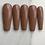 Thumbnail: HOT CHOCOLATE Press on Nail Set | SELFEEE NAILS