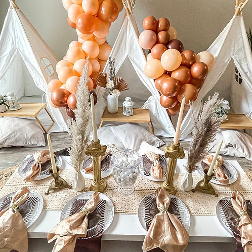 Polished Glamping Party