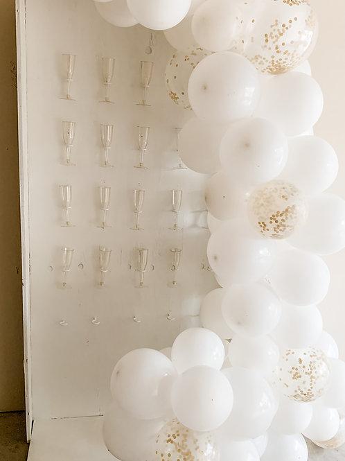 Bubbly Wall