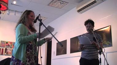 Gelynion Enemies Poetry Collaboration with Llyr Gwyn Lewis