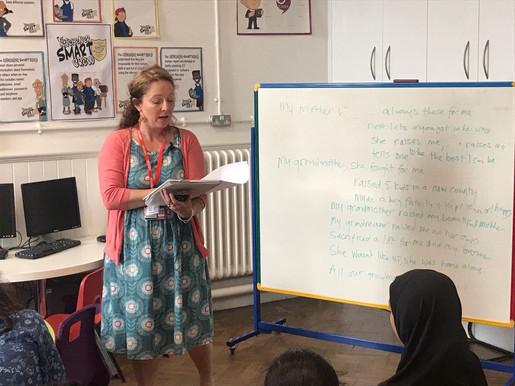 Kitchener Primary and CCFC Workshop