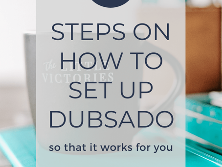 5 Steps on how to set up Dubsado so that it works for you