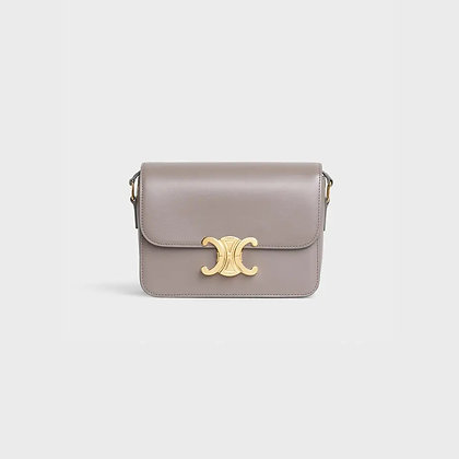 TEEN TRIOMPHE BAG IN SHINY CALFSKIN