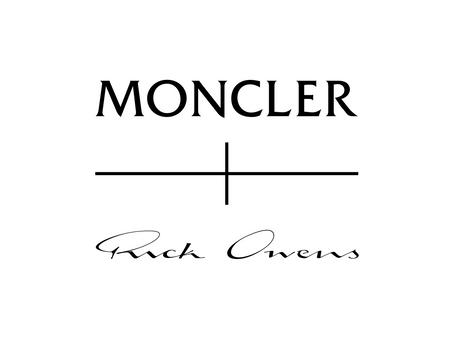 MONCLER + RICK OWENS