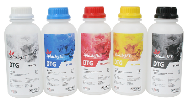 Direct Pigment for T-shirts (DTG) FOR DX4,5,7