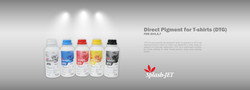 DTG ink are specially developed for