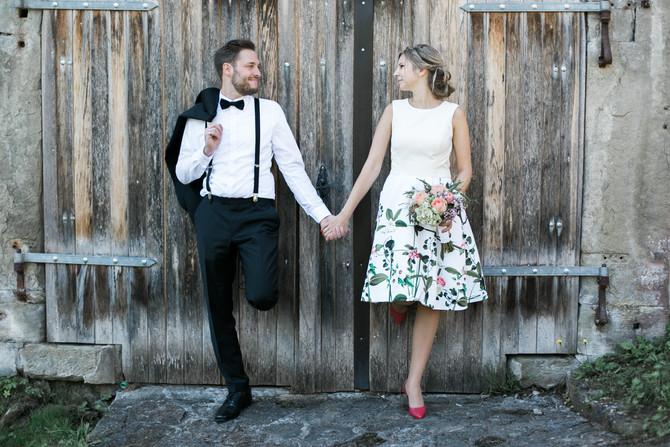 Standesamtliche Hochzeit Mühlhausen