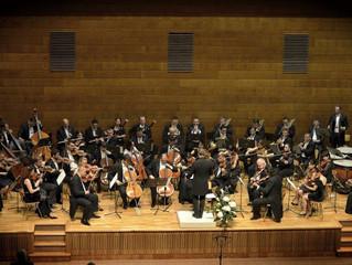 Orquestra Sinfonica de Bucareste em Trancoso, 3 e 4 de Novembro