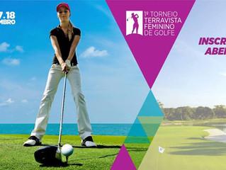 1º Torneio Terravista Feminino de Golfe em Trancoso, 16 a 18 novembro