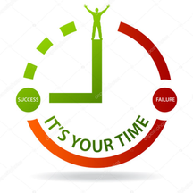 This is Your Time!  /  This is Your Year!