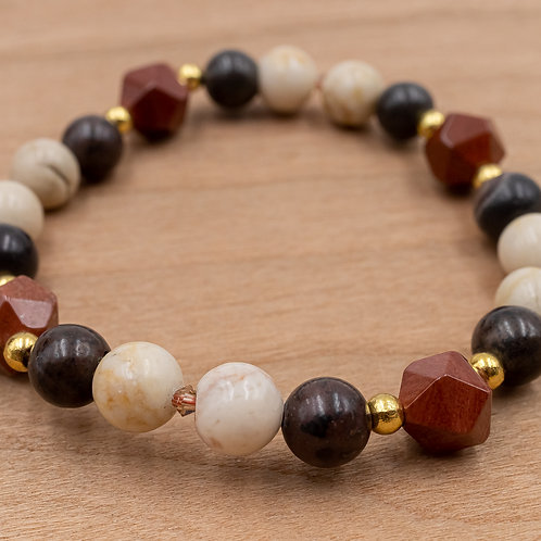 Root Revitalizing Stretch Bracelet