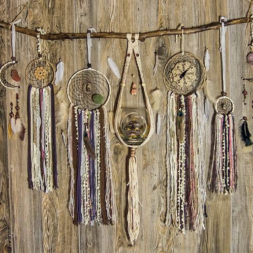 Custom Boho Wall Hanging