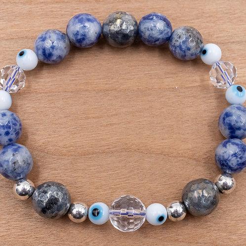 Mystical Protection Stretch Bracelet