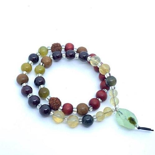 36 Bead Mala Bracelet