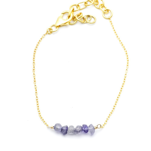 Custom Chakra Support Bracelet
