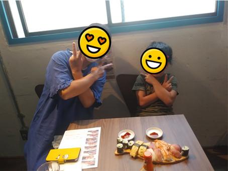 握り寿司体験にご参加ありがとうございました。