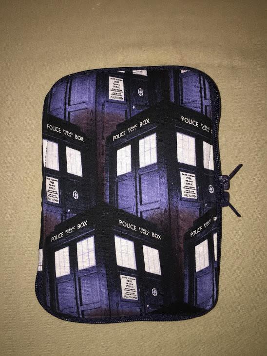 Doctor Who! EO Bag