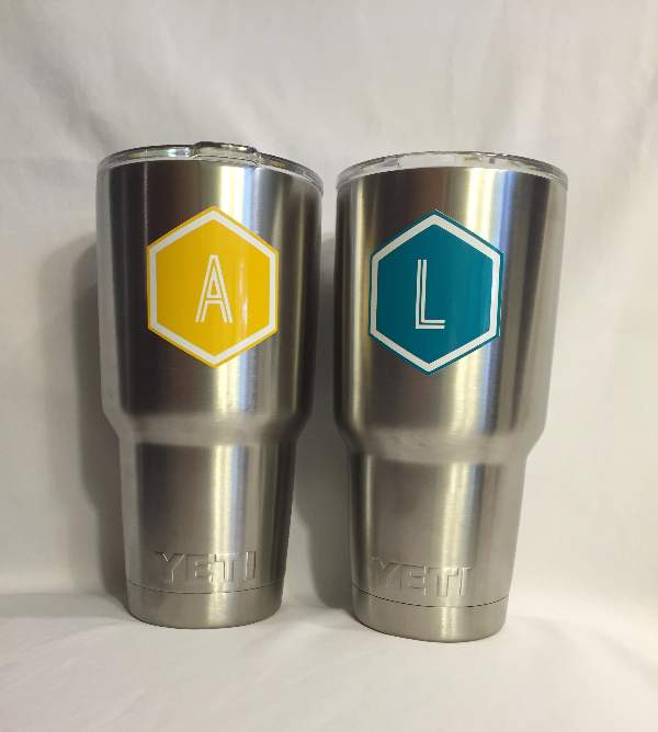 Customize your tumbler