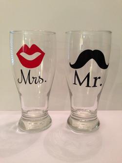 Mr & Mrs Glasses