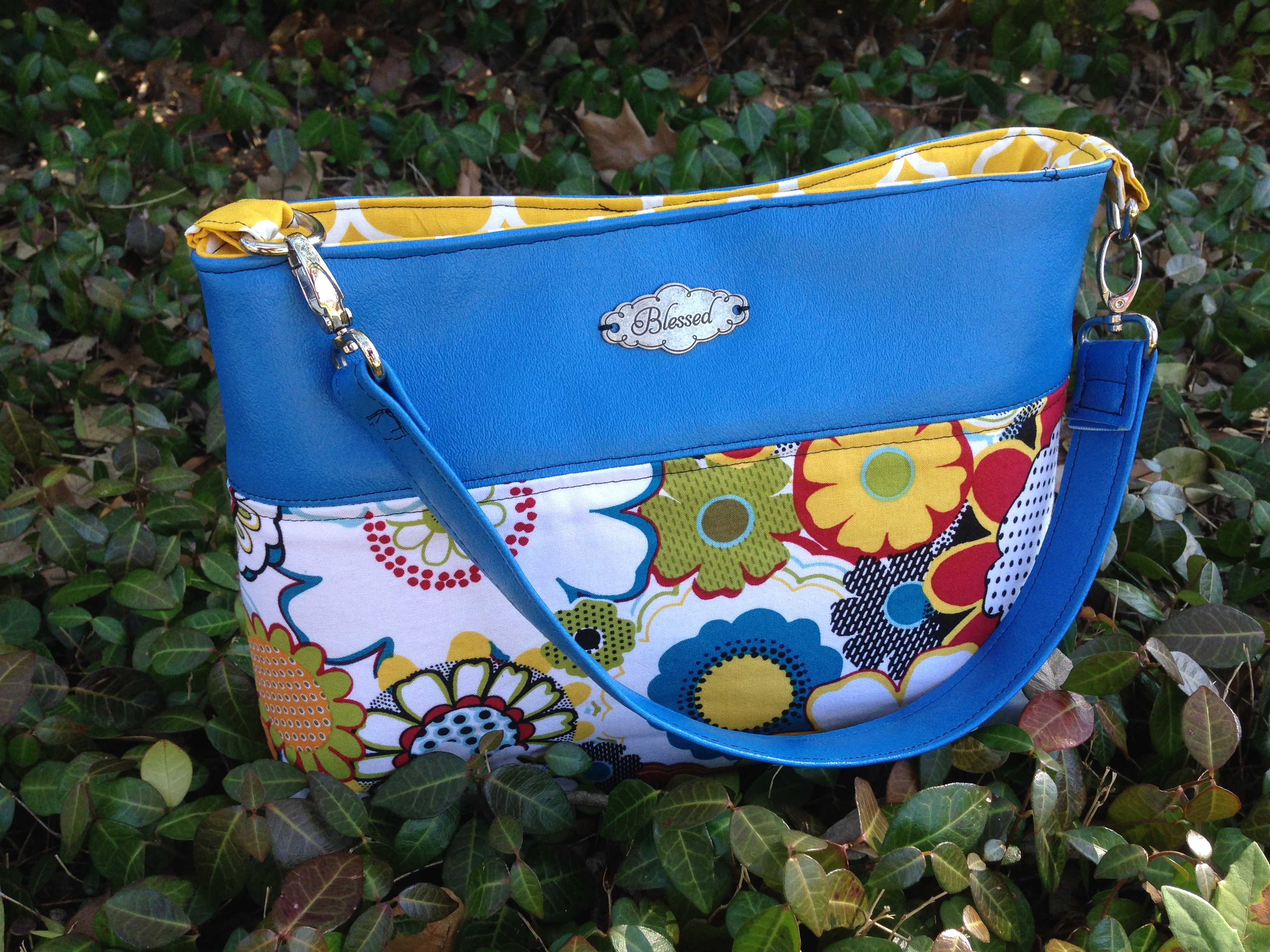 Boxy Handbag