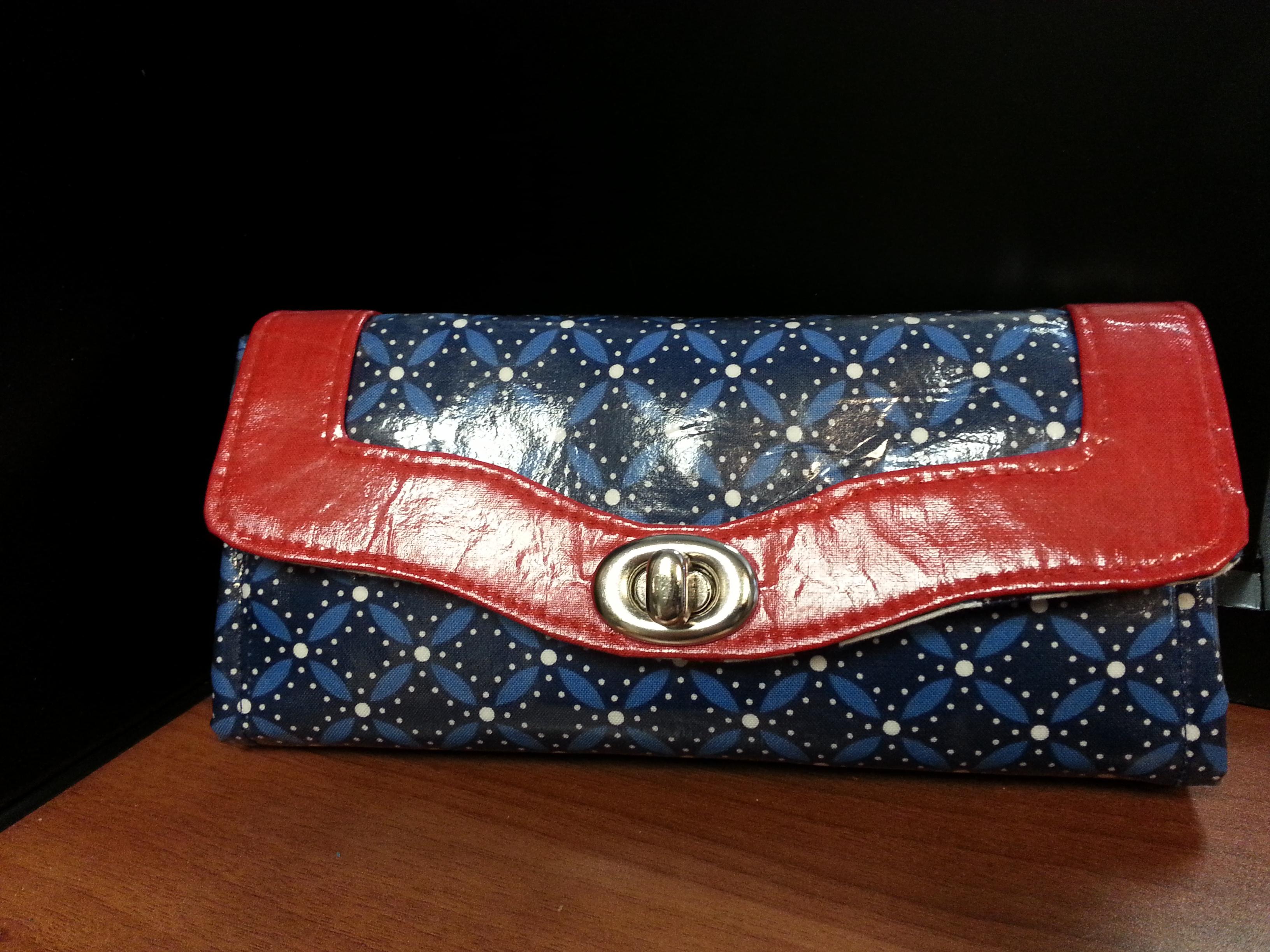 Necessary Clutch Wallet