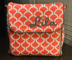 Boxy Diaper Bag