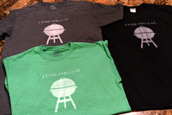 I Turn Grills On shirts