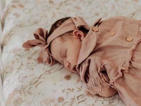 Newborn In Home Session
