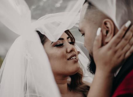 Adriana & Bernard's Samoan Gold Coast Wedding