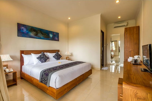 Bali Solo Room - Full Payment