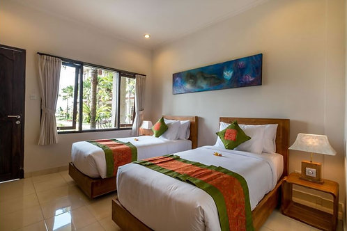 Bali Shared Room - Full Payment